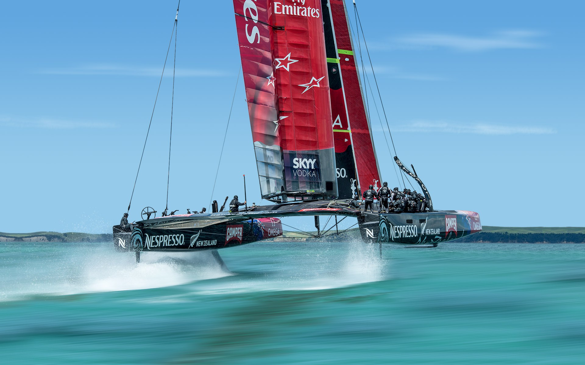 That America's Cup Buzz