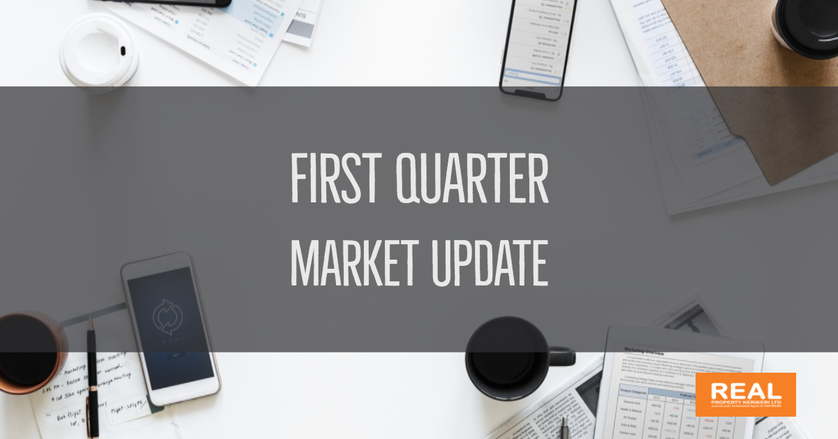 Market Update - 1st Quarter 2018